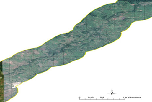 Land use and Land cover map preparation